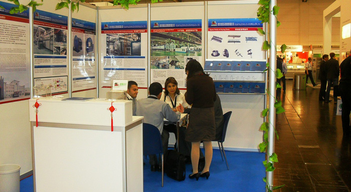 Dingma participates in METPACK 2011 German Exhibition
